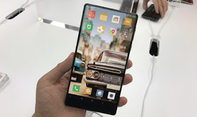 Xiaomi Mi Mix Indonesia