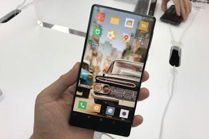 Harga dan Spesifikasi Xiaomi Mi Mix Indonesia