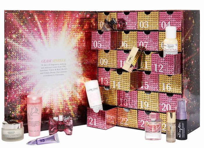 Selfridges L'Oreal Luxe 24-Day Advent Calendar 2018