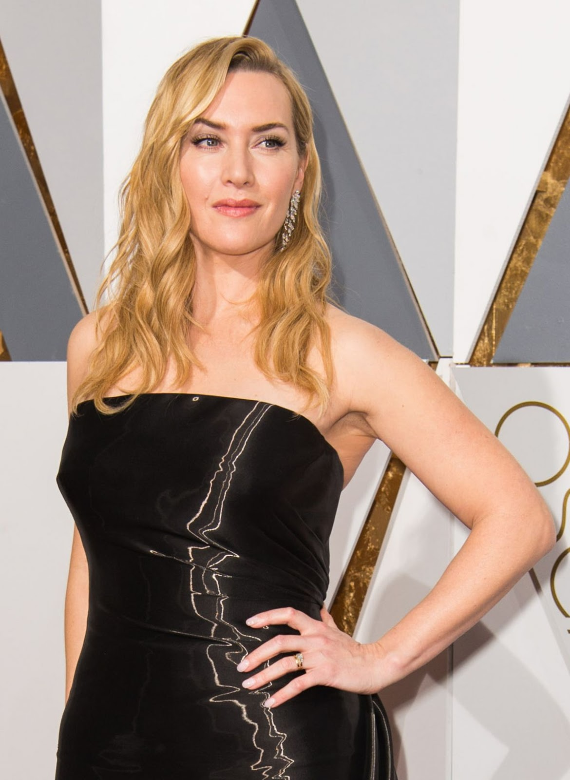 Titanic Couple Kate Winslet & Leonardo DiCaprio at 88th Annual Academy Awards HD Photos