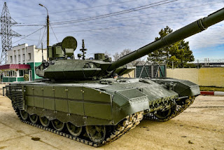 MBT T-90M Proryv
