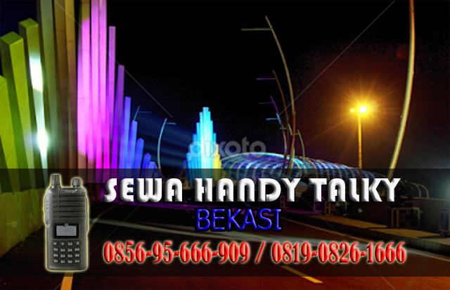 Pusat sewa HT Area Bekasi Tempat Reantal Handy Talky Area Bekasi