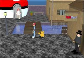 Free Download Pokemon 3D Full Version PC-Mediaifre | Planet-23