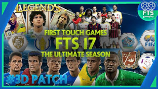 FTS 17 Legends Edition Apk + Data