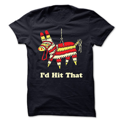 cinco de mayo i'd hit that donkey mexico t-shirt