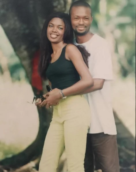 Omoni Oboli and husband celebrate 16th anniversary