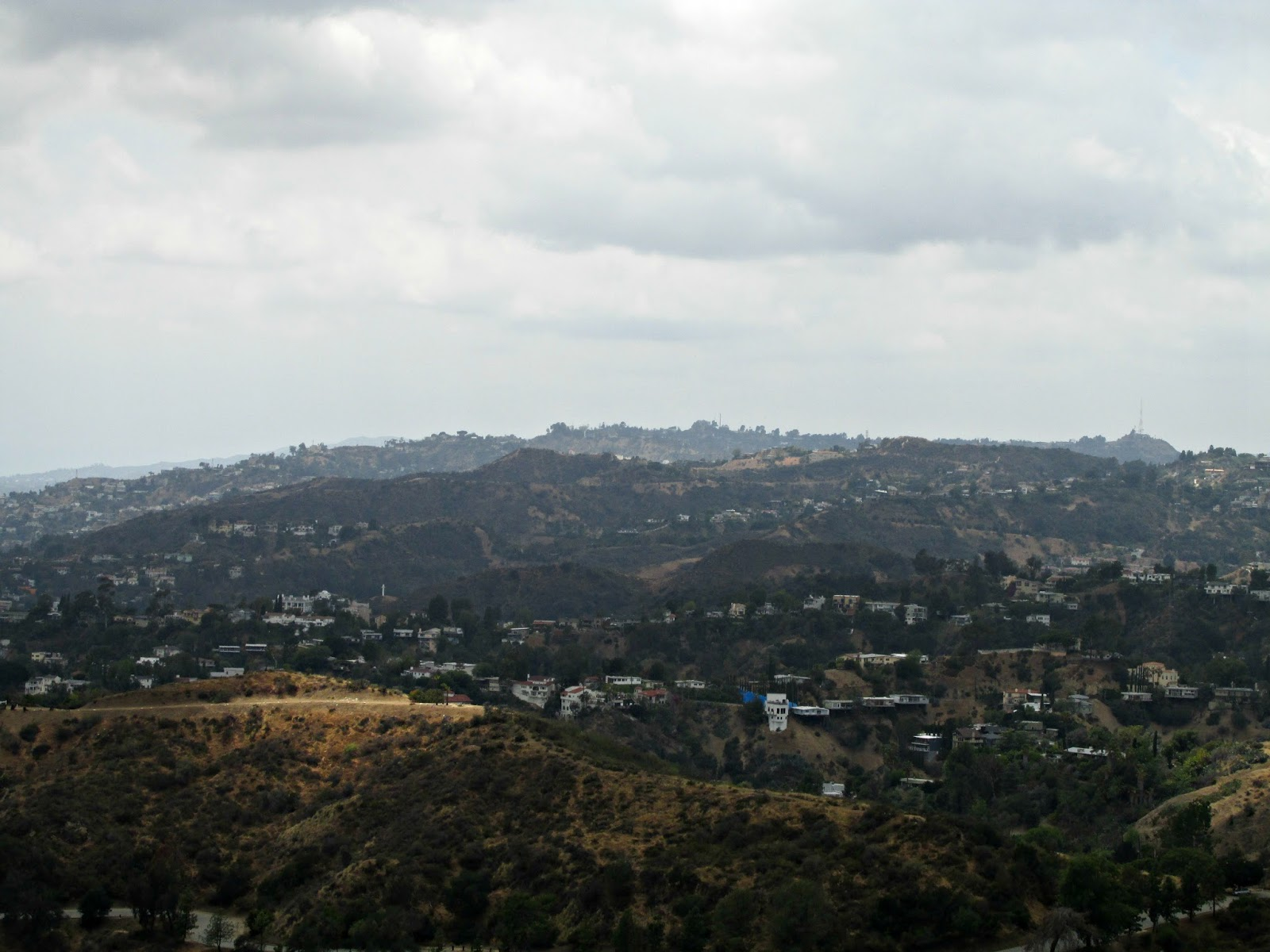 Griffith Observatory, L.A.