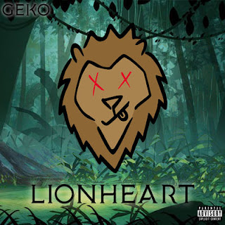 Geko - LionHeart - Album Download, Itunes Cover, Official Cover, Album CD Cover Art, Tracklist