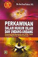 ajibayustore  Judul : PERKAWINAN DALAM HUKUM ISLAM DAN UU Pengarang : Drs. Beni Ahmad Saebani, M.Si. Penerbit : Pustaka Setia