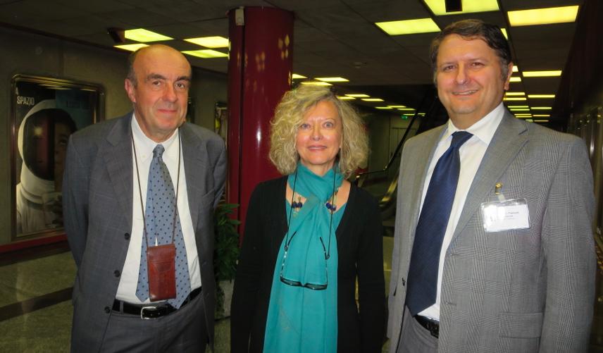 Vittorio Marchis, Maria Rosa Menzio, Claudio Pasqua