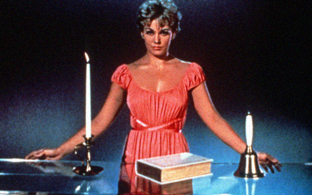 Kim Novak em Bell, book and candle