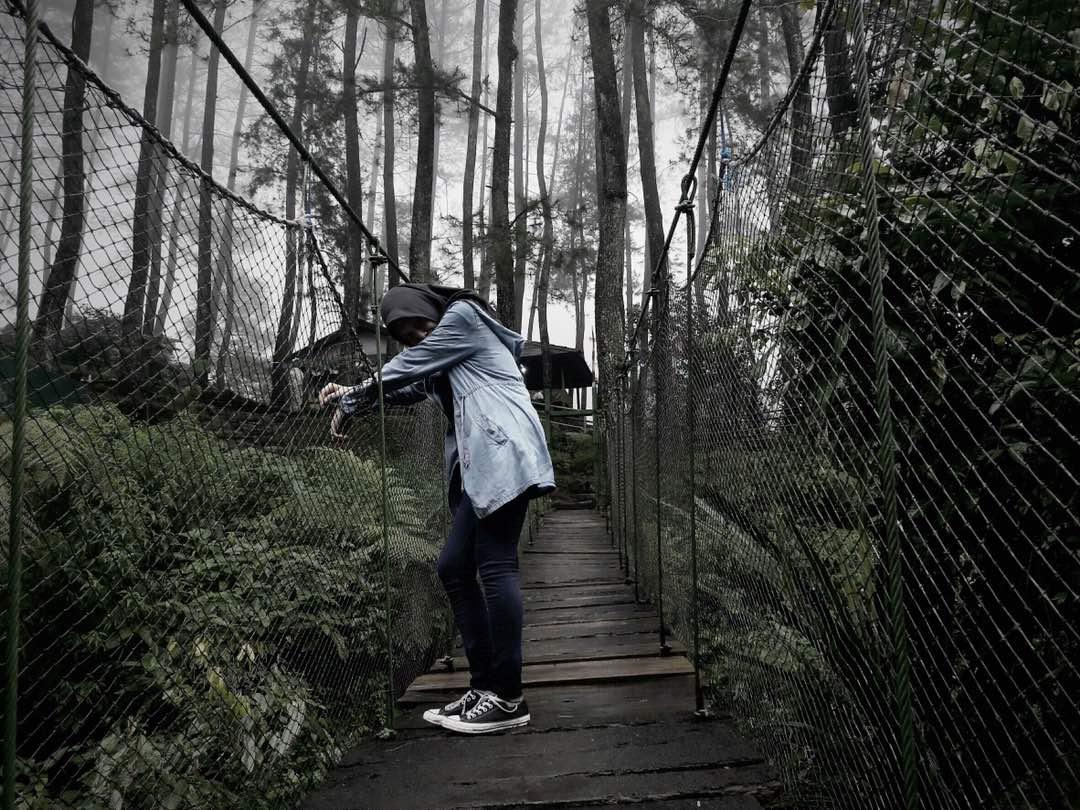 Berwisata Ke Suaka Elang Loji Bogor Penduduk