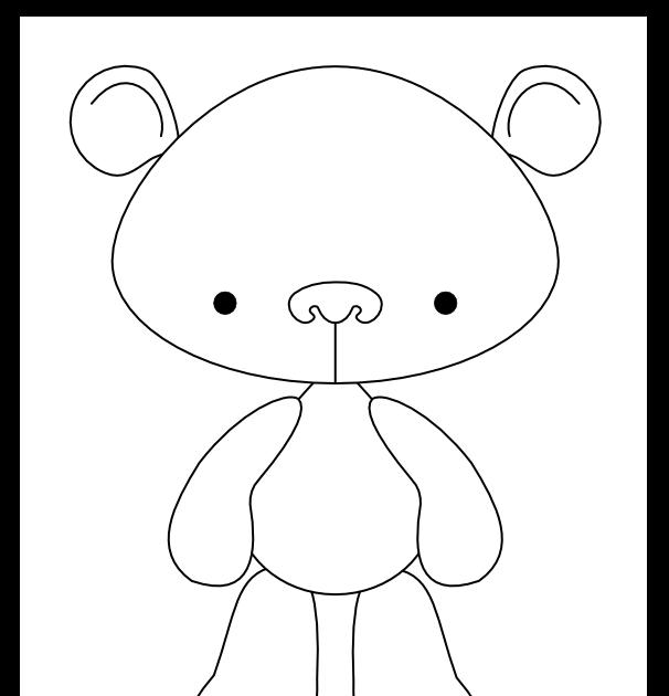 Imaginesque: Little Bear Pattern and Print