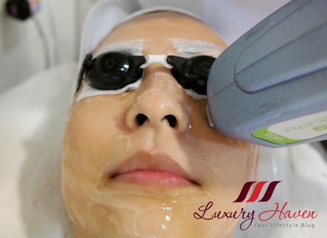luxury haven reviews eha clinic refirme st