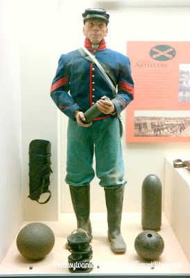 The National Civil War Museum in Harrisburg Pennsylvania
