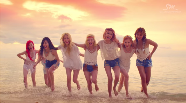 ScreenCaps SNSD – Party Teaser | Vlyod's Choices