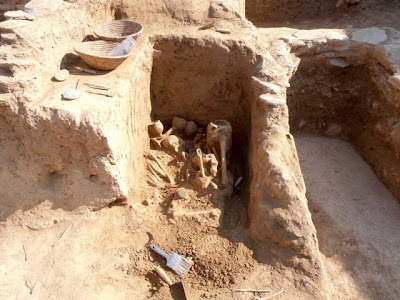 3,000-year-old cemetery discovered in Pakistan's Swat region