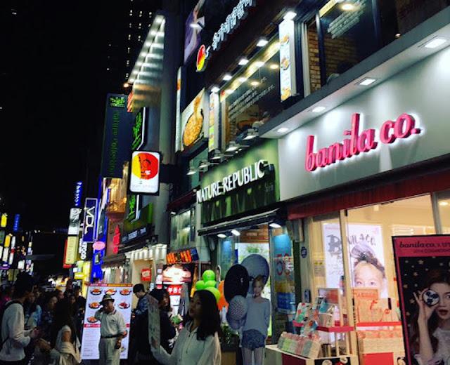 Où faire son shopping à Séoul? Mes quartiers préférés!!