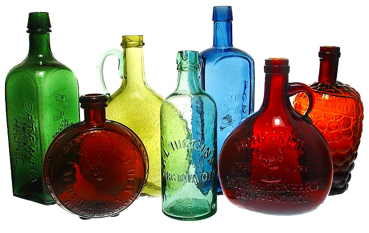 How To Photograph Antique Glass And Vintage Bottles Tutorial