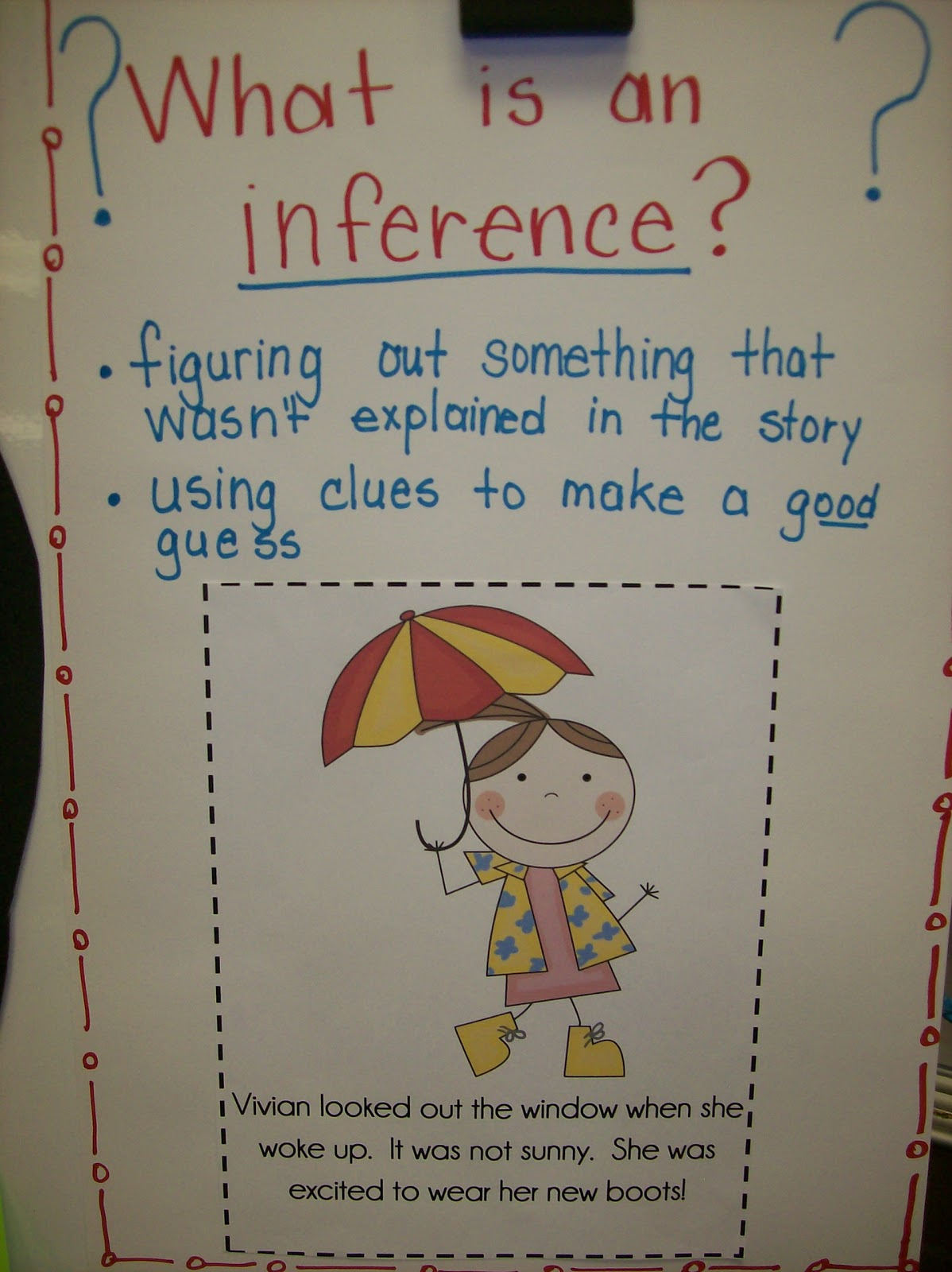 Booky4first Inferences