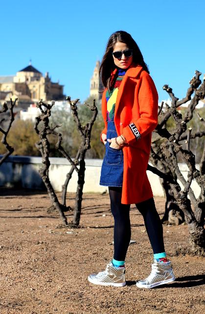 Mucho color!!!