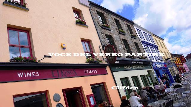 VILLAGGI DA VEDERE DURANTE UN  VIAGGIO IN IRLANDA: CLIFDEN