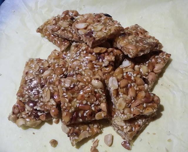 Resepi Bepang Kacang