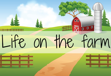 Image result for life on the farm