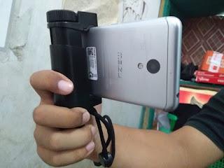 Review F-Mount Pro Smartphone Video Grip: Smartphone Mount yang Bisa ditambahi Macam-macam Aksesoris