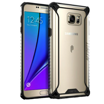 Poetic Affinity Dual Material Protective Bumper