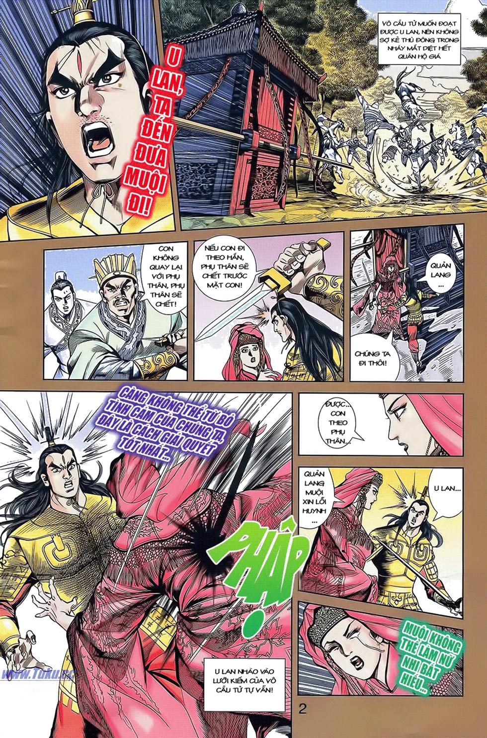 Tần Vương Doanh Chính chapter 14 trang 27