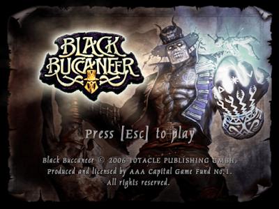 黑海盜傳奇(Black Buccaneer),奇幻好玩的3D動作冒險!