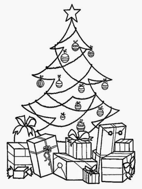 Preschool Christian Christmas Coloring Sheets - Colorings.net