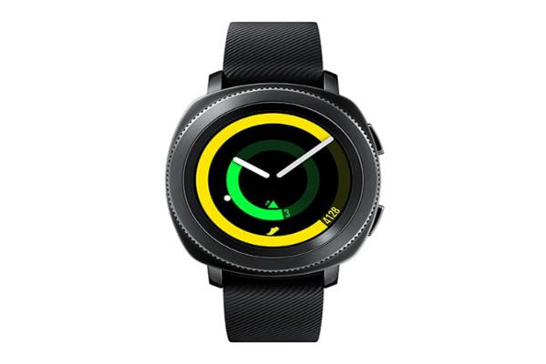 تعلن شركة سامسونغ عن ساعتها الذكية الجديدة Gear Sport