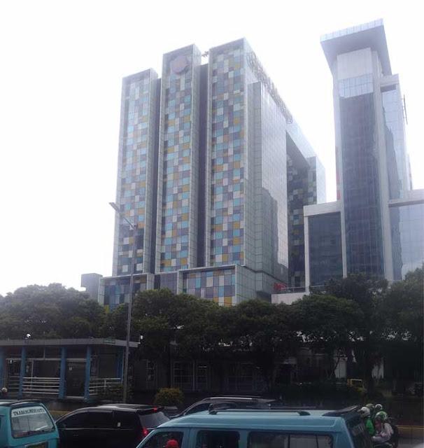 Gedung Hotel Grand Mercure Harmoni Jakarta