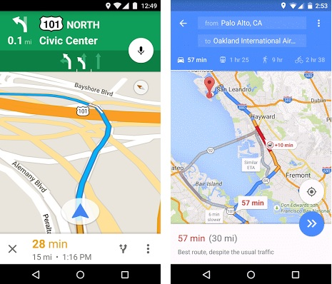 Google Maps v9.25.1 APK to Download For Android Devices