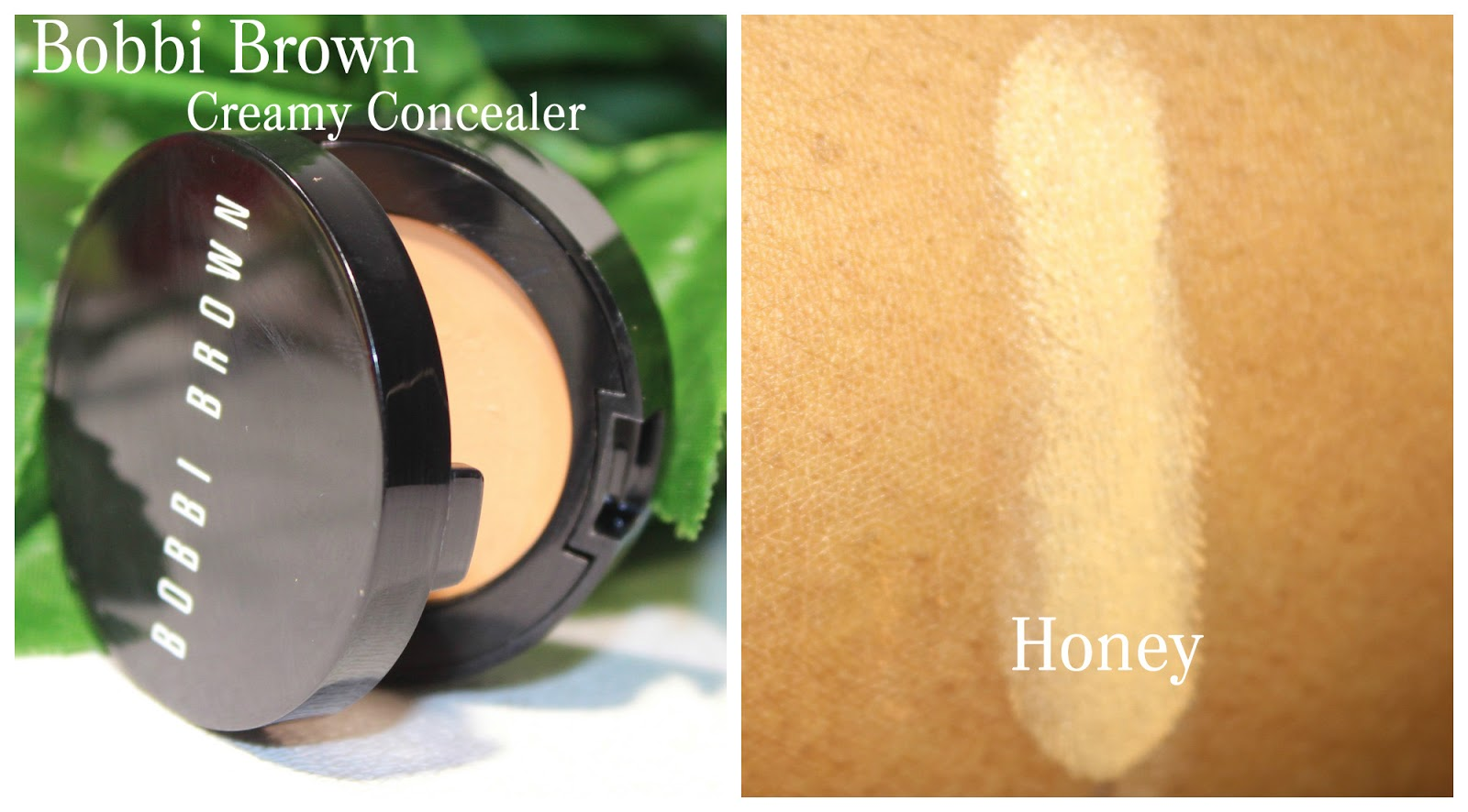 Bobbi Brown Creamy Concealer in Honey