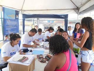 Shopping Grande Rio, em parceria com o Sesc RJ, realiza ação integrada com atividades gratuitas