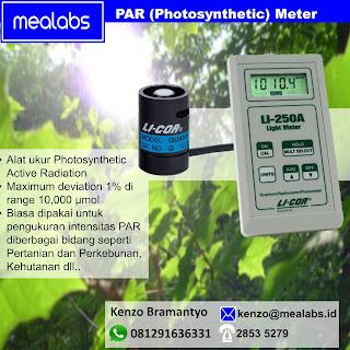 Fotosintesis Meter
