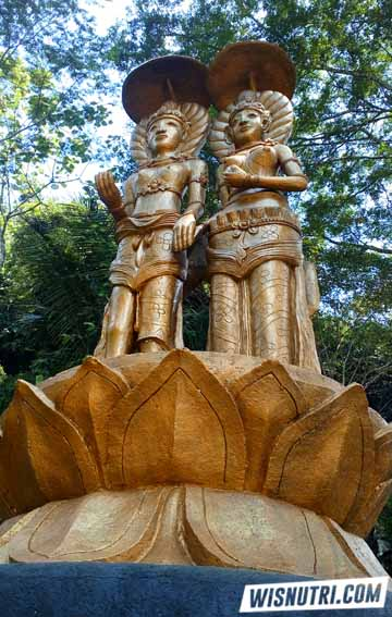 Arca Emas Goa Seplawan