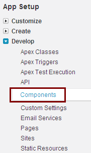 Infallible Techie: Auto complete text box in Salesforce