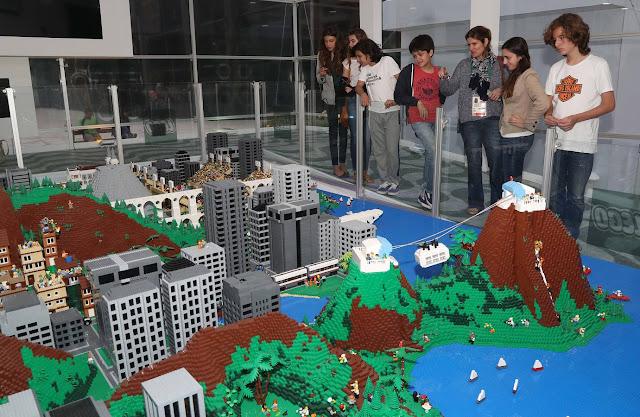 Rio de Janeiro LEGO