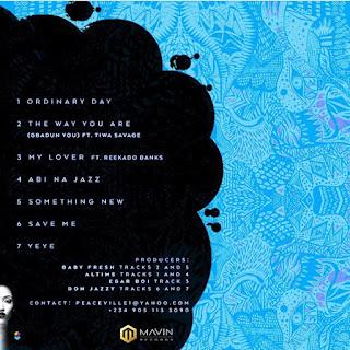 Di'ja - The Way You Are (Gbadun You) Ft. Reekado Banks mp3 download