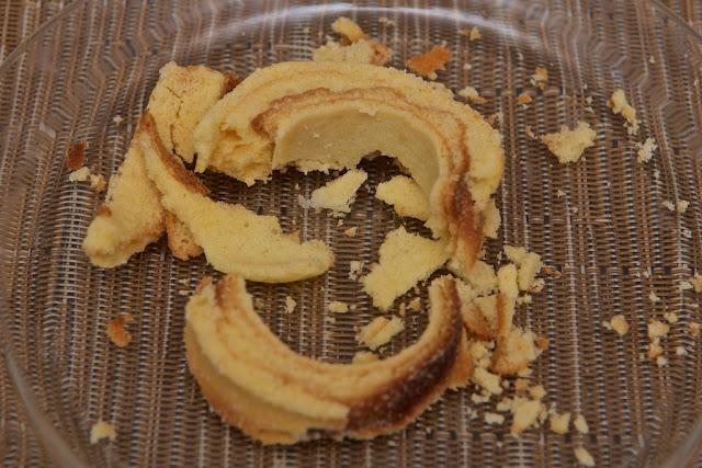 Bâton du Pèlerin (150g) par La Tradition Pâtissière - Gâteau à la broche