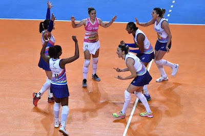 Osasco vence Barueri no golden set