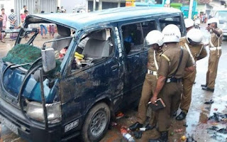 Three children killed in Kalmunai accident