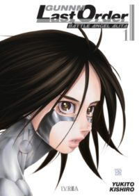 GUNNM (Battle Angel Alita): LAST ORDER #1