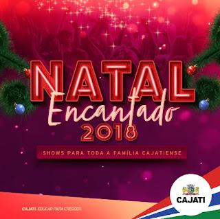 Cajati apresenta a programação do Natal Encantado 2018