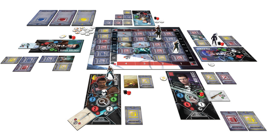 Simulation Theory board game Kickstarter Review
