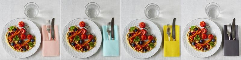 lautasliina, servietti, tork linenlook
